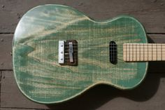 Weir Guitars Poorboy
