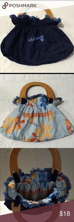 Billabong Reversible Small Purse Handbag ⚓️ Very cute like new! Billabong Bags Satchels