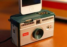 10 great ways to upcycle vintage cameras http://www.photography-news.com/2013/11/10-great-ways-to-upcycle-vintage-cameras.html #DIY, #recycle