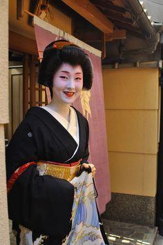 Kyouka (retired) of Gion Kobu
