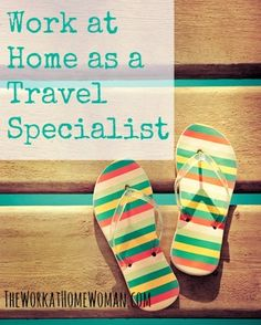 Do you love to travel? Do you enjoy doing research? Then a home-based career as a travel specialist may be the perfect work at home gig for you. Read on to find out how you can start today. via The Work at Home Woman