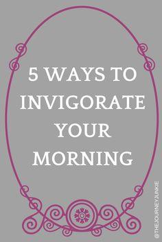 How to wake up the yogi way!