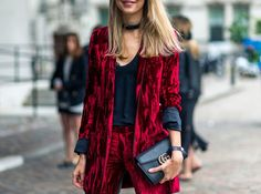 Fashionated V: The Best Street Style from London Fashion Week S/S...