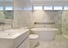Bathroom tiling ideas are the guidance to change the bad bathroom look to be the beautiful one. There are actually several kinds of tiling types to install on your bathroom floor. Every type of til…