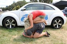 Beetleing with the Beetle.