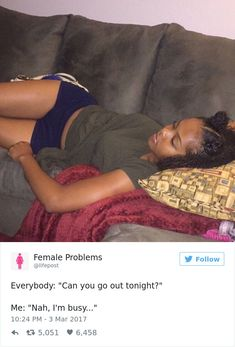 10+ Hilarious Picture Tweets That Every Woman Will Relate To