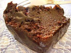Receitas - Bolo húmido de chocolate - Petiscos.com