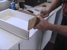 Ordinaire Fixing A Drawer.wmv   YouTube