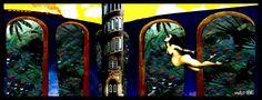MON VOYAGE A' LA GARE DE BOURLOGNE - 2016 Di Danilo Jans tecnica mista per contatti:jjonaband@katamail.com CLIKKARE SULL'IMMAGINE PER INGRANDIRLA Works of Danilo JANS executed in mixed media . Visionary artist and surrealist Italian , creates his works thanks to a connection with parallel universes. Danilo Jans was born in 1957 and lives in Pont Saint Martin in the Aosta Valley ( Italy )http://danilojansart.blogspot.it/