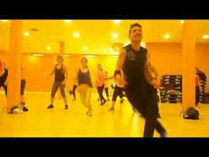 Dyland Lenny Ft Pitbull Beatriz Luengo Sin Ti I Don't Wanna Miss A Thing zumba by Emanuel - YouTube