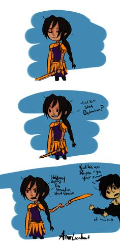 Hold my Sword by Ashe1313 on deviantART