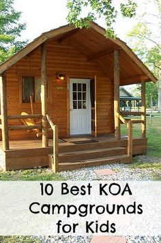 10 Best KOA Campgrounds for Kids