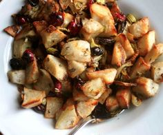 Sweet and savory herbed stuffing everyone is bound to love! AIP friendly!