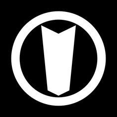 丸に矢筈 まるにやはず Maru ni yanazu The design of arrow.