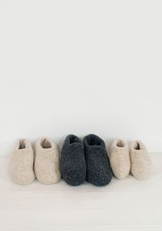 Click to enlarge Knit Crochet, Diy And Crafts, Slippers, Felt, Knitting, Groot, Hygge, Accessories, Waldorf Crafts