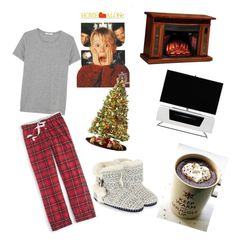 """""""Christmas"""" by rdobkowski on Polyvore featuring DutchCrafters, Alphason, ADAM, J.Crew, Accessorize and General Foam"""