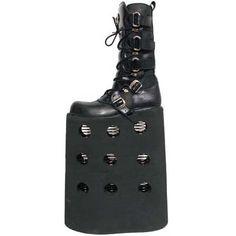 8d89852276 474 ITALI Y NOMADA NEGRO NEPTUNO 40 New Rock Boots