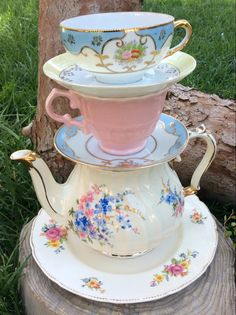 Alice In Wonderland Tea Party Birthday di MadInWonderland su Etsy