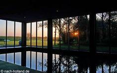 Ein Traum von einem Pool und das bei Sonnenaufgang