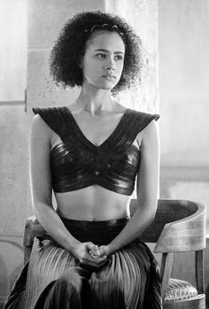 Game Of Thrones, gameofthronesdaily: ♕ Missandei in Game of...