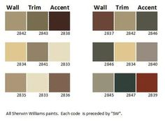 Modern Exterior Paint Colors For Houses Exterior trim Brown