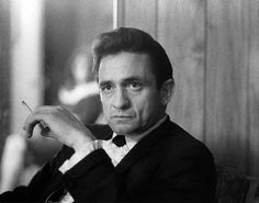 Mr. Cash... would really like to find a picture sans cigarette.