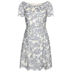 Summer grey and ivory lace dress Summer Dresses Sale, Cheap Summer Outfits, Casual Summer Dresses, Summer Dresses For Women, Dresses 2014, White Lace Cocktail Dress, White Dress Summer, Cocktail Dresses, Short Lace Dress