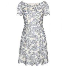 Tory Burch - Summer lace dress #dress #sunny #women #covetme #toryburch