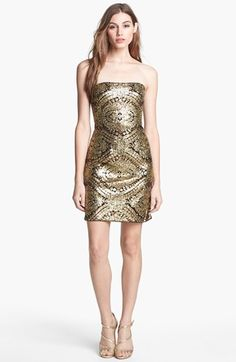Adrianna Papell Sequin Sheath Dress available at #Nordstrom (OR HOMECOMING)