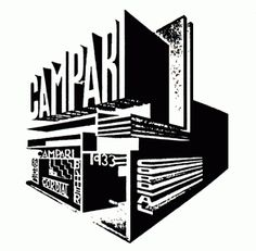 Campari: illustrazioni di Fortunato Depero