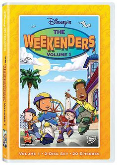 OVD Opinion Piece: What THE WEEKENDERS Means for Disney TV Cartoons on DVD.