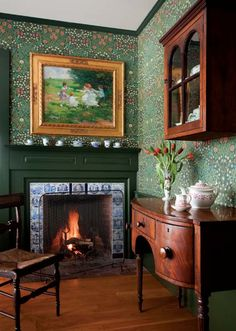 Vermont Farmhouse Restored | Old House Restoration, Products & Decorating