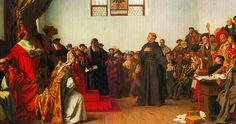 The Diet of Worms Leaves Luther a Wanted Man - http://www.newhistorian.com/diet-worms-leaves-luther-wanted-man/6539/