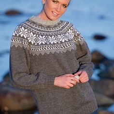 Katalog 1106 - Viking of Norway Hand Knitting, Knitting Patterns, Icelandic Sweaters, Alpacas, Norway, Vikings, Knit Crochet, Knitwear, Men Sweater