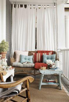 @Summer Rosborough Miyatake What about outdoor curtains like this?
