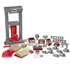 The new Bonny Doon Starter Kits have everything a jeweler needs to start hydraulic forming, right outta the box!