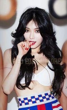 hyuna comeback 2014