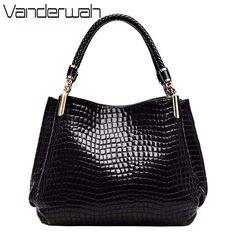 35.66 - Nice VANDERWAH Bolsas Feminina Women Handbags Hot Sale Brand  Shoulder bags High quility PU 468e0e48ee067
