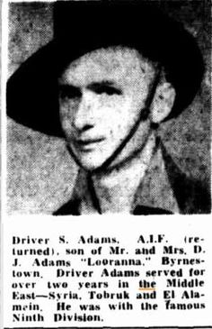 Driver S Adams AIF http://nla.gov.au/nla.news-article151305903