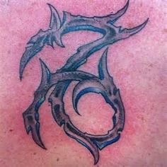 Capricorn Zodiac Tattoos