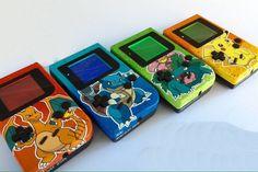 Beautiful gameboys #Pokemon #Nintendo