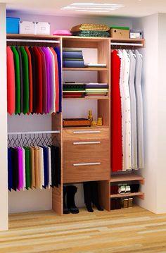 Tom Builds Stuff: DIY Closet Organizer Plans For To Closet