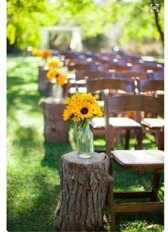 Out Door Wedding Ideas