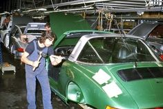 Porsche Factory Visit – September 1974 | Track Thoughts