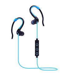 DRUNkQUEEn Bluetooth Headphones Bluetooth Headset V41 in Ear Earbud Stereo Wireless Earphone with Mic Sports Sweatproof ** You can find out more details at the link of the image.-It is an affiliate link to Amazon.