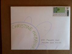 pushing the envelopes - creative ways to address envelopes