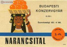 Vintage Packaging, Budapest, Illustrators, Childhood, Retro Posters, Ads, Baseball Cards, History, Memories