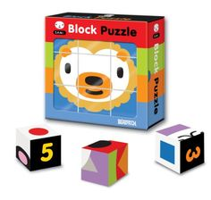 Amazon.com: Briarpatch SAMi Block Puzzle: Toys & Games