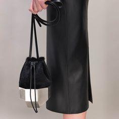 Persephoni drawstring bag