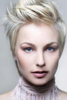 short, blond & sexy